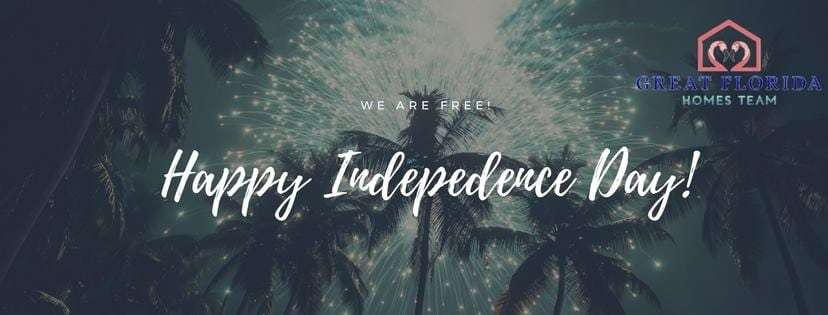 4th of July: Happy Independence Day