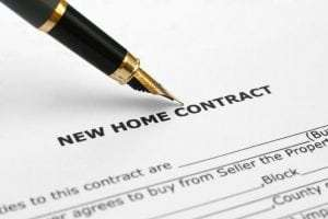 New Home Contract South Florida