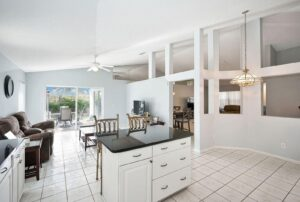 Family Rooms and Kitchen South Florida