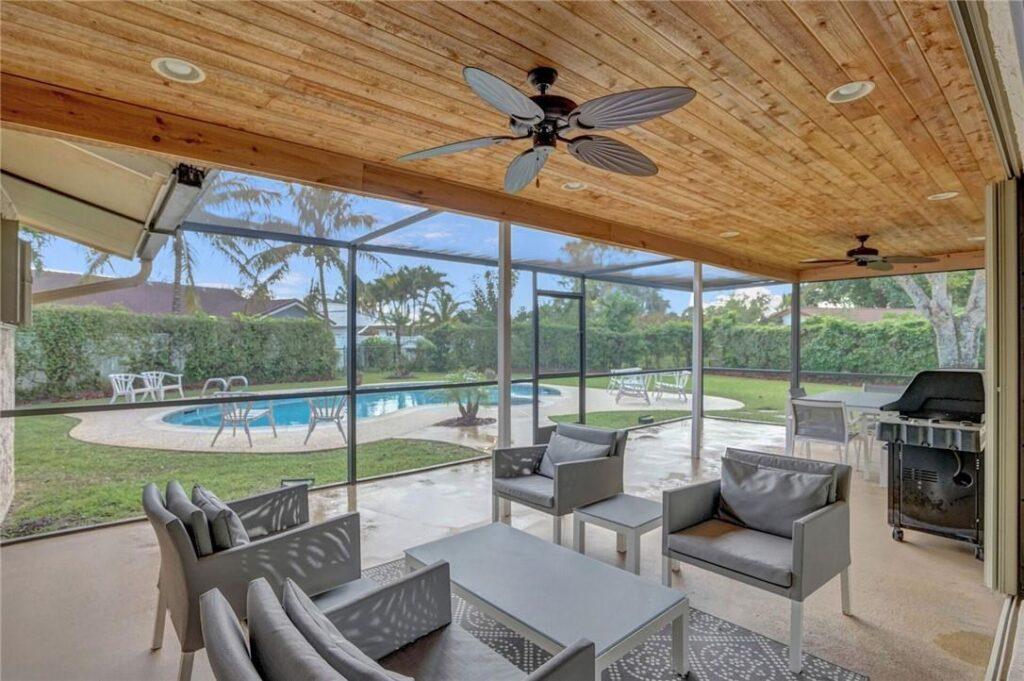 Ramblewood Patio Pool Coral Springs